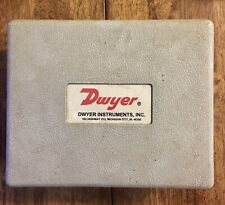 Dwyer Magnetic Differential Pressure Gage