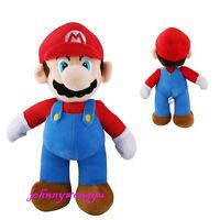 "New Super Mario Bros. Brothers Plush Doll Stuffed Animal Figure Toy 10"""