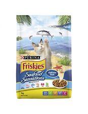 Friskies Adult Cat Food Seafood 1kg