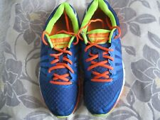 ASICS GEL LYTE33 2 Running Shoes Blue. Pre-Owned. Size 9 UK.