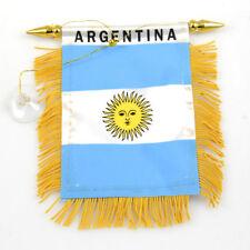 ARGENTINA flag automobile rearview mirror window flag car Home Argentina pride