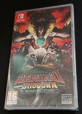 Samurai Shodown Neogeo Collection Nintendo Switch NEW Factory Sealed Region Free