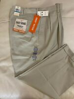 DOCKERS EASY KHAKI RELAXED FIT,COMFORT WAIST BAND,SIZE (36-30),M S R P $52.00