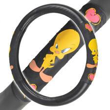 """Looney Tunes Tweety Bird Steering Wheel Cover Universal Fit 14.5-15.5"""""""