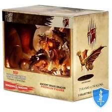 Ancient Brass Dragon - Tyranny Dragons D&D Dungeons Gargantuan Miniature Nib
