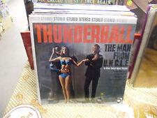 THUNDERBALL Man From U.N.C.L.E. vinyl LP Design Records Sealed [Cheesecake]