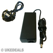 FOR 15V 5A TOSHIBA SATELLITE PRO 4300 4600 LAPTOP CHARGER + LEAD POWER CORD
