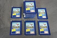 Edeka WWF Entdecke Brasilien 100 Tüten 500 Sticker Karten Neu und OVP