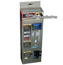 MONSTER FLATSCREEN CLEAN PACK WITH POWERCENTER 300 SURGE/SPIKE PROTECTOR NEW!