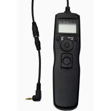 Timer Shutter Release Remote Cord for Canon EOS 60D 600D 1100D 1000D 550D 450D
