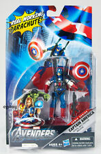 Marvel The Avengers A02 Captain America Aerial Infilltration Mission Figure