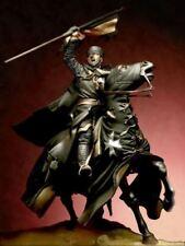 Pegaso Models 90mm Saint John Order Knight White Metal Figure Kit #90-913