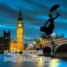 Mary Poppins Book Collection all 6 Books MP3 Download