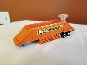 Hot Wheels Steering Rigs - Bobs Sand and Gravel Trailer