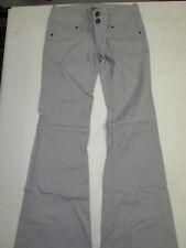 Girls Junior Max Rave Grey Boot Cut Jeans ~ Size Junior 11