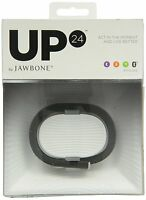 UP 24 By Jawbone Bluetooth Wireless Wristband Fitness Activity Tracker-  Black