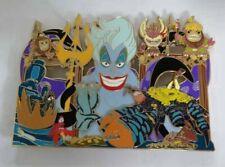 ***PRESALE***Super Jumbo Fantasy Disney Pin. Ursula vs.Tomatoa- Moana / Mermaid