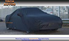 Porsche 924 Coche Cubierta Interior Prima negro satinado acabado Luxor
