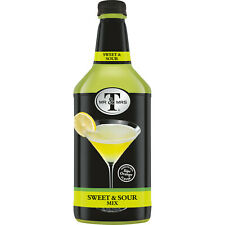 Mr & Mrs T Sweet & Sour Cocktail Mix, 1.75 L Bottle, (Pack of 6)