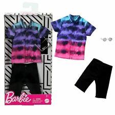 Barbie: Fashionistas Tie-Dye Pattern - Fashion Pack by Mattel, Inc.