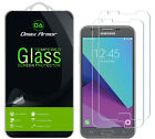 2-Pack Dmax Armor for Samsung Galaxy J3 Prime Tempered Glass Screen Protector