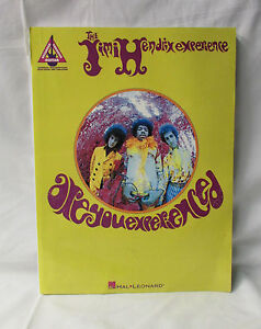 Hal Leonard ~  The Jimi Hendrix Experience - Are You Experience