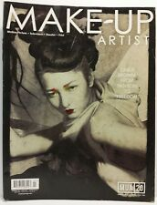 Make-Up Artist Motion Picture Television Magazine Back Issue 120