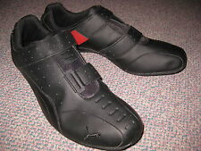 Puma Cyclocross Black/Red Strap Cycling Shoes (Mens US 14) 353111 02