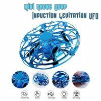 Mini Drone Quad Induction Levitation UFO High Quality Hot. D8J2