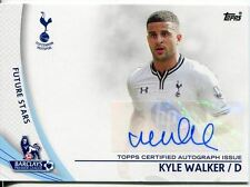 Topps Premier Gold Football 13/14 Autograph SP-KW Kyle Walker