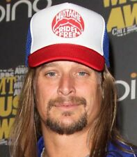 Kid Rock Free Mustache Rides Funny Joke Bad ass Chillin the Most Trucker Cap Hat
