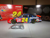 1/24 JEFF GORDON #24 DUPONT / LAS VEGAS WIN /RV CWB  2001  ACTION NASCAR DIECAST