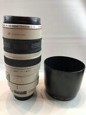 Canon EF 100-400mm f/4.5-5.6 L IS Ultrasonic Telephoto Zoom Lens w/ Hood