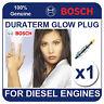 GLP050 BOSCH GLOW PLUG VW Touran 1.9 TDI 06-10 [1T2] BXE 103bhp