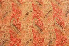 Gorgeous Handwoven Vintage 1930's Paisley Shall-Excellent Condition Fringe-67x67