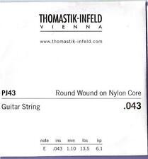 Thomastik John Pearse Folk PJ43 Round Wound Single String .043 E String