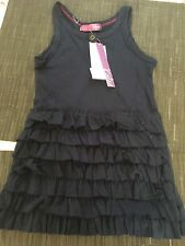 Aqua Girls Dress Blue Sleeveless SIZE 2 T NEW