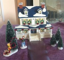 New listing Snowy Pines Inn, Dept. 56 , Mint with Box,Never used.