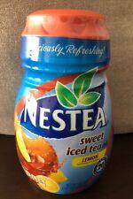 (1) Nestea Sweet Iced Tea Lemon 45.1 oz Jar Makes 20 Quarts Exp July 2020