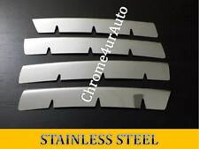 VW Touareg Chrome Front Grill  Covers Stainless Steel 2003/2007 4pcs