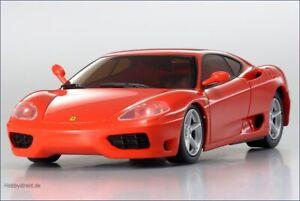1/43 Kyosho DNANO Karosserie Ferrari 360 Modena ROT NEU