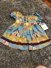 Matilda Jane Size 4 Little Girl Top (brand New With Tags)