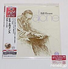 BILL EVANS / Alone +2 JAPAN CD Mini LP w/OBI UCCU-9521 GOLD DISC