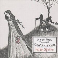 REGINA SPEKTOR - Mary Ann meets the Gravediggers - CD album