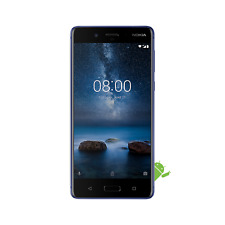 Nokia 8 Singlesim TA-1012 128GB - Blue