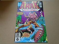ARAK, SON OF THUNDER #1 DC Comics 1981 - NM
