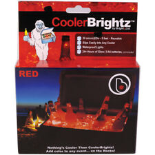 Brightz Red LED Waterproof Cooler Light
