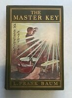 L. Frank Baum, THE MASTER KEY: AN ELECTRICAL FAIRY TALE, First Edition, VG+/NF