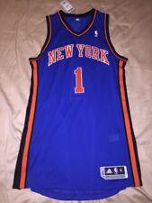 "Amar'e Stoudemire Authentic New York Knicks Jersey Adidas Rev 30 Size XL +2"""