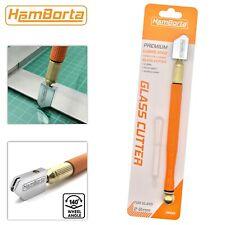 HemBorta Glass Cutter Tool Oil Lubricated Tungsten Carbide Cutting Wheel 2-8mm